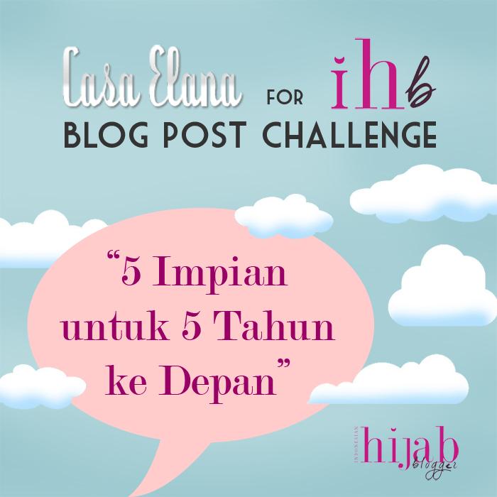 April blog challenge IHB - blog
