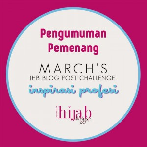 pemenang March