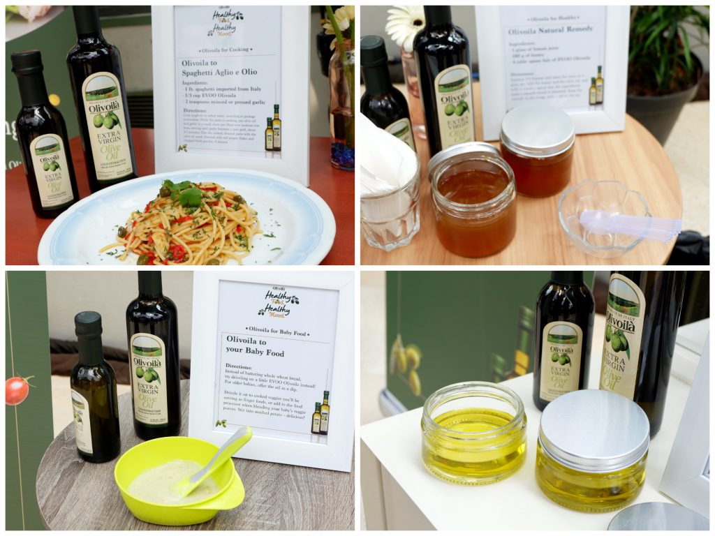 Manfaat Olive Oil